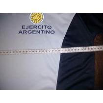 Uniforme Gimnasia Ejercito Argentino 2016