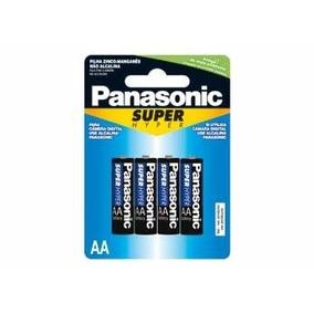 Liquidacion Pilas Panasonic Super Hyper Aa