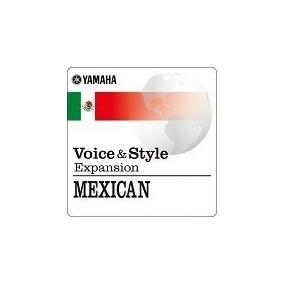 Expansion De Sonido Para Yamaha Psr-s970 --mexicano--