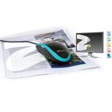 Mouse Escaner Iriscan Optico Tamaño A4 Todo En Uno 457885