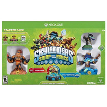 Skylanders Swap Force Kit Completo