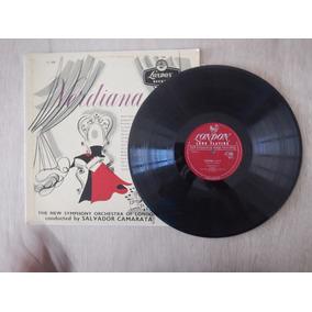 Discos Lp London Records Ll 1385 Verdiana Orchesta.4 Ele