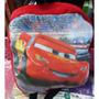 Mochila Cars Peluche Jardin Rayo Mc Queen
