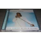 Cd Roberto Carlos - Pra Sempre Ao Vivo