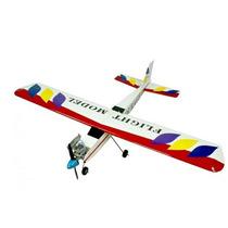 Aeromodelo Arf Treinador Courage 10 Motor .46 Aeromodelismo