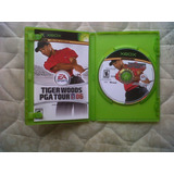 Tiger Woods Pgatour 06 - Caja Original - Folleto