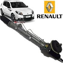 Caixa Direção Hidráulica Renault Logan Sandero /14 Nova Trw