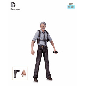 Figura Batman Arkham Knight Gordon Pronta Entrega 12 X Sj