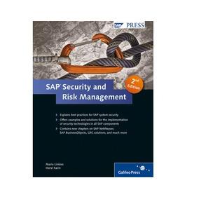 Sap Press Sap Security And Risk Management