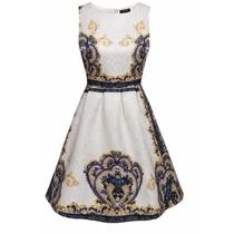 Vestido Moda Asiática Talla L
