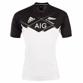 Camiseta All Blacks Away Rugby 2017 Pronta Entrega