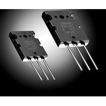 10 Pares De Transistor 2sc5200 / 2sa1943 Toshiba Original
