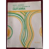 Las Cuartas Lecciones De Guitarra De Julio Sagreras