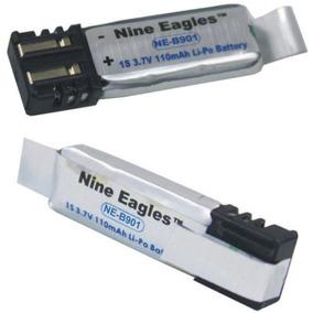 Bateria Lipo P/ Mini Helicoptero Nine Eagles 3.7 Volts
