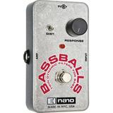 Pedal Electro Harmonix Nano Bass Balls Auto Wah Para Bajo