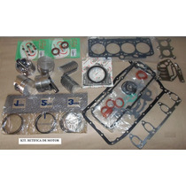 Kit Retifica Do Motor Peugeot 206 1.6 16v 97/ Tu5jp4