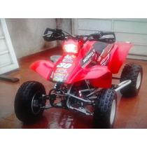 Potente Cuatriciclo Honda Trx 300 1994 44502235