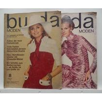 Revistas Burda Moden Diversos Numeros (1969-1996) Frete R$10
