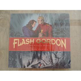 Flash Gordon, No Planeta Mongo (alex Raymond) Novo!