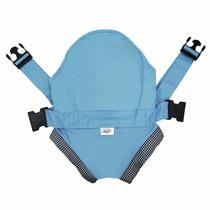 Canguru Click Azul Bebe - Suporta Até 15 Kg - Bebê Passeio