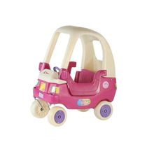Taxi, Lady, Coupe Clasic Rotoys Con Techo Y Puerta