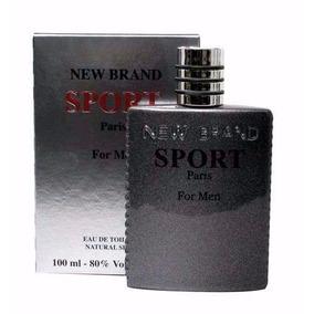 Perfume New Brand Sport Masculino 100 Ml