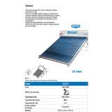 Calentador Solar 20 Tubos