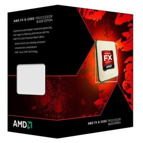 Procesador Vishera Fx 8350 Black Edition 4.0ghz @ 4.2ghz Box