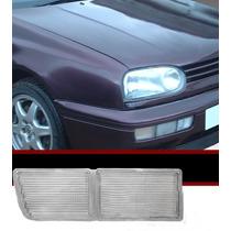 Aplique Defletor Do Parachoque Golf 95 96 97 98 L/d