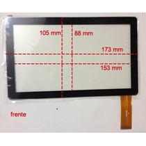 Touch Tablet Ghia 27154p Flex Hk70dr2010 Dst130712-2 Q8