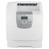 Impressora Laser Lexmark T644 Revisada Pressor Novo
