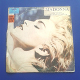 Disco Vinil Lp Madonna True Blue Ed Ecuador Leer Descripcio