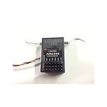 Receptor Ar6200 6 Canais Spektrum Dx18 Dx9 Dx8 Dx7 Dx5 Dx6i