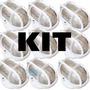 Kit 35 Luminária Tartaruga C/ Grade Para Áreas Externas