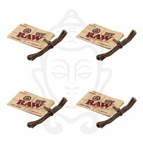 4-pack De Cuerda (hilo) De Hemp (cáñamo) Raw
