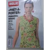 Revista Hola Moda Espanha Prêt-à-porter Primavera Verão 2014
