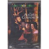 Dvd As Alegres Comadres, Zezé Polessa, Original Lacrado