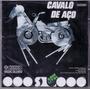 Cd Cavalo De Aço - Trilha Sonora Novela - Novo***