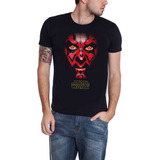Remera Rever Pass Star Wars Darth Maul Hiper E7s