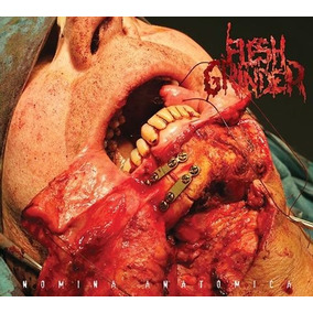 Flesh Grinder - Nomina Anatomica¿ Carcass