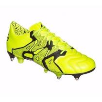 Chuteira Campo Adidas X 15.1 Sg Couro Leather Pro 1magnus