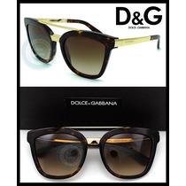 Lentes Dolce & Gabbana Dg4269 501 13 Havana / Brown Gradient