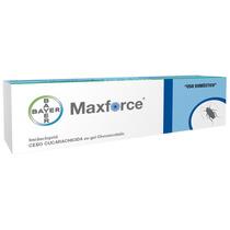 Paquete 3 Maxforce Gel 30g Mata Cucarachas Insecticida Bayer