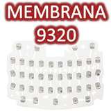 Membrana Teclado Blackberry Curve 9320 Repuerto Original !!!