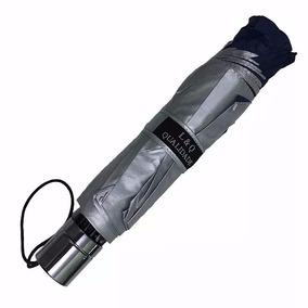 Kit 3 Sombrinhas Guarda Chuva Proteção Anti Uv Em Atacado