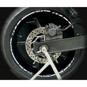 Friso Refletivo E Personalizado P/ Aro De Moto Ou Carro