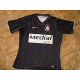 Camisa Do Corinthians Medial Todo Poderoso Timão