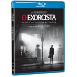 Blu-ray - O Exorcista Versão Do Diretor Estendida - Duplo
