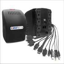 Regulador De Voltaje 1300va Complet Con Garantia