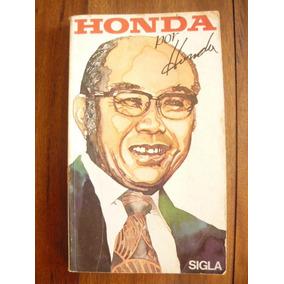 Livro Honda Por Honda - Cod.24607